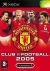 Club Football 2005 - Manchester United Box Art