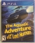 Aquatic Adventure of the Last Human, The (Submarine Cover) Box Art