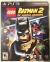 LEGO Batman 2: DC Super Heroes (Movie Combo) Box Art