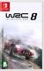 WRC 8 Box Art