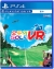 Everybody's Golf VR Box Art