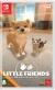 Little Friends: Dogs & Cats Box Art