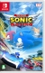 Team Sonic Racing Box Art