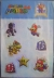 Super Mario 3D All-Stars - Set of 3 Sticker Sheets Box Art