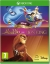 Disney Classic Games: Aladdin and The Lion King Box Art