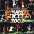 Dynamite Soccer 2002 Box Art