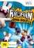 Rayman Raving Rabbids Box Art