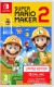 Super Mario Maker 2 Limited Edition Box Art
