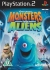 Monsters vs Aliens [UK] Box Art