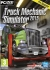 Truck Mechanic Simulator 2015 Box Art