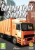 Garbage Truck Simulator Box Art