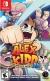 Alex Kidd in Miracle World DX Box Art