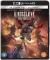Kingsglaive: Final Fantasy XV - 4K Ultra HD (Includes Blu-ray) Box Art