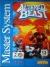 Altered Beast (Inmetro front) Box Art
